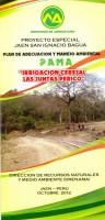 PAMA - Irrigación Cerezal - Las Juntas - Perico