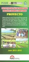PIP - Mejoramiento de la Capacidad Productiva de Pequeños Fruticultores