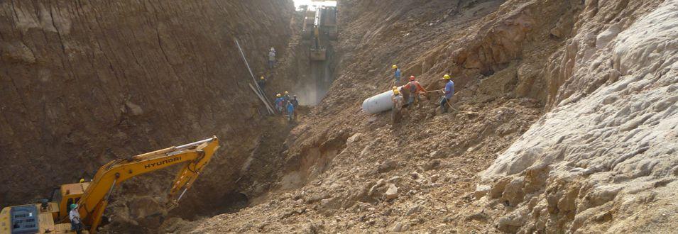 Proyecto de Irrigación Cerezal - las Juntas - Perico